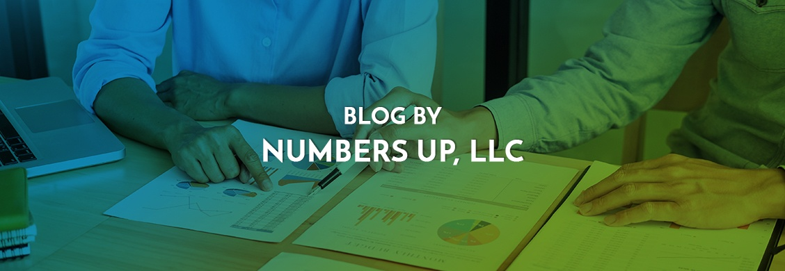Blog by Numbers Up, LLC
